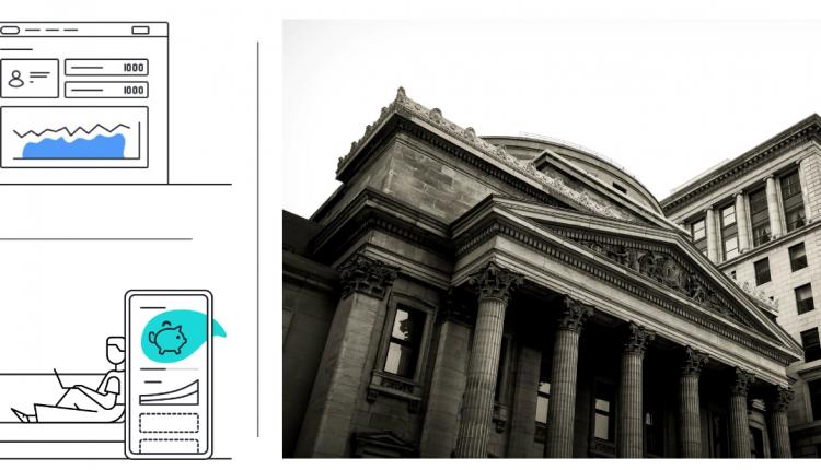 تاریخچه بانکداری باز